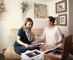 Kaylie Ruth Newborn Photography Consultation