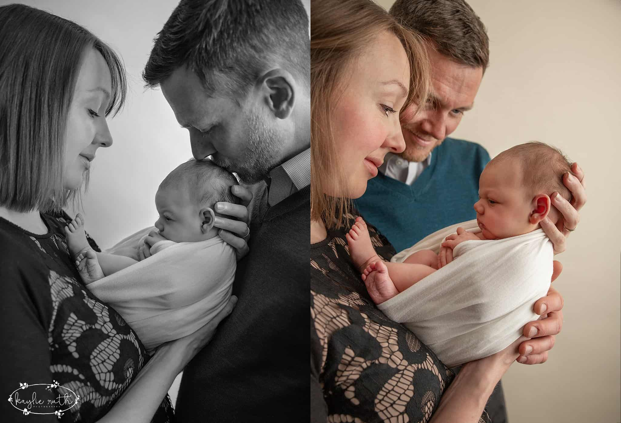 Newborn Photographer Near Longmont