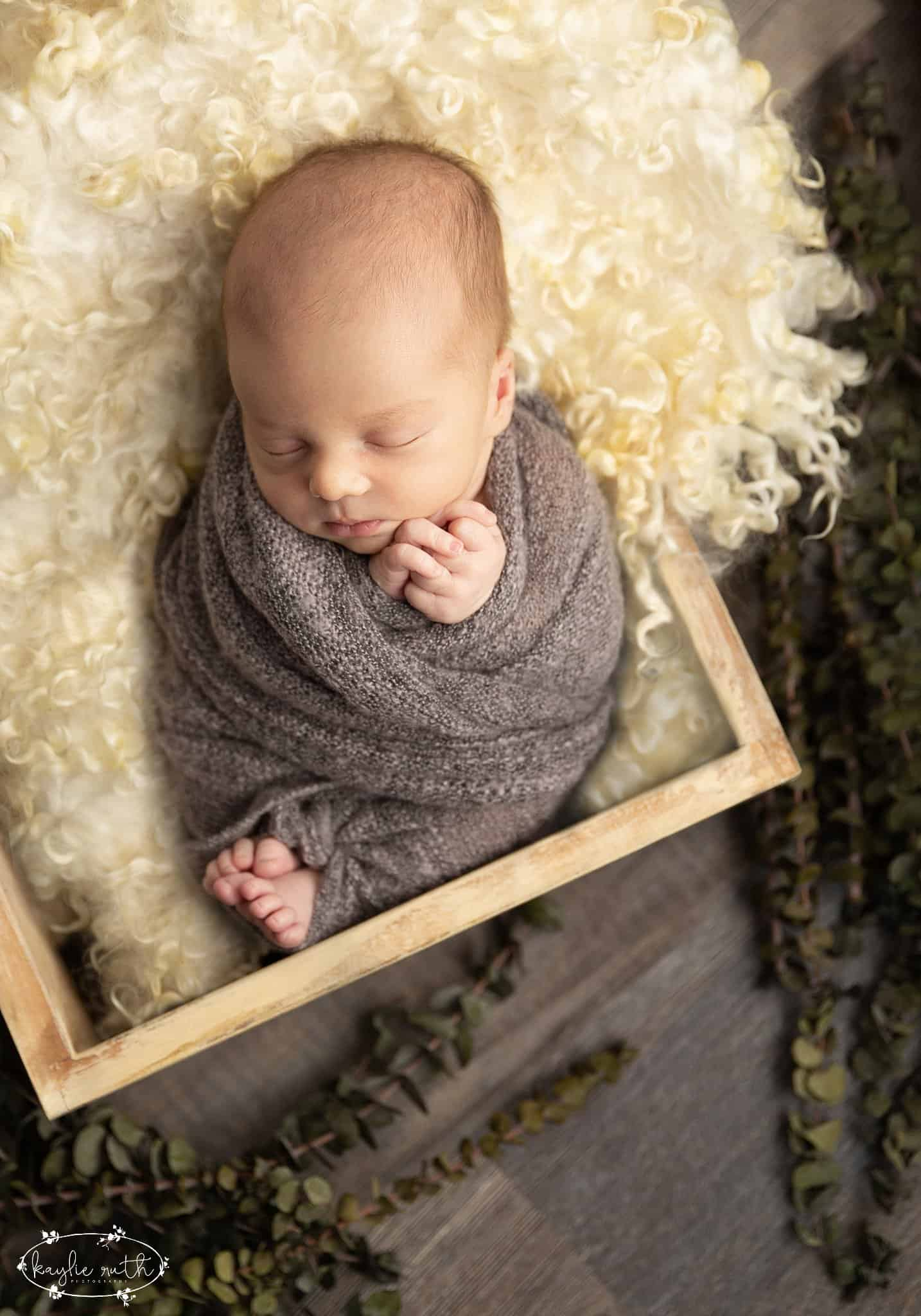 Arvada Newborn Photographer | Kaylie Ruth Photography